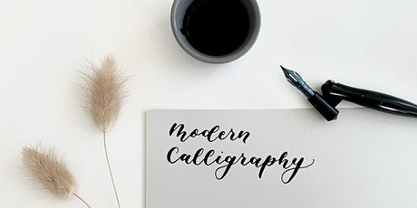 Modern Calligraphy Workshop with Daughter of Dawn Design tickets