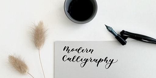 Modern Calligraphy Workshop with Daughter of Dawn Design