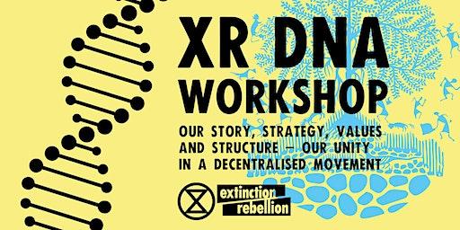 XR DNA Workshop Lewes Extinction Rebellion