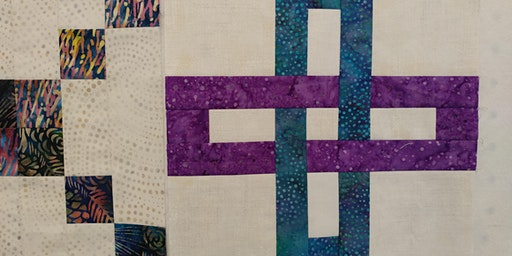 Sampler Block of the Month - Partial Seams