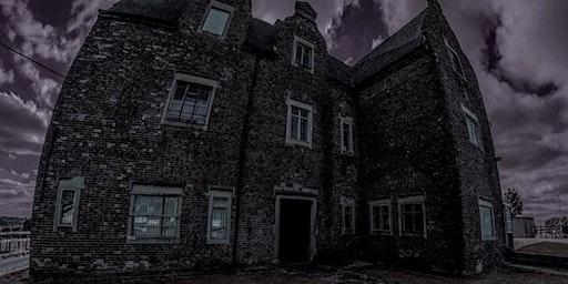 Ghost Hunt Gresley Old Hall