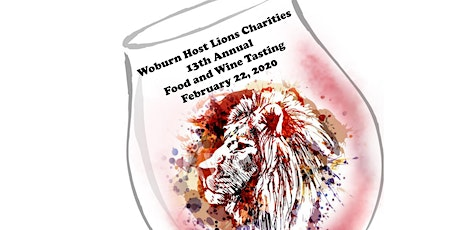 Woburn Host Lions 13th Annual Wine Tasting tickets