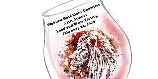 Woburn Host Lions 13th Annual Wine Tasting
