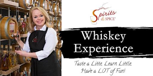 Spirits & Spice Las Vegas Whiskey Experience