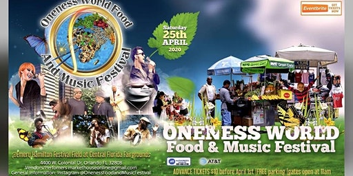 Oneness World Food and Music Festival