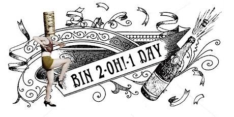 Bin 2-oh!-1 Day Birthday Bash tickets