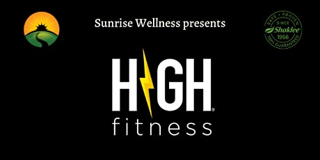 FREE High Fitness Class &Learn How to Optimize Your Health with Nutrition tickets