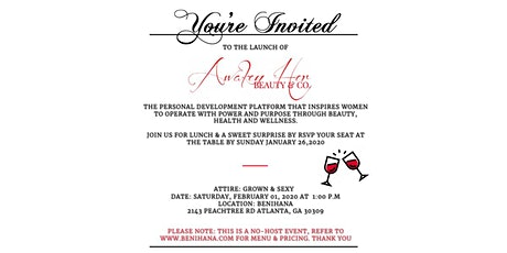 Awaken Her Beauty & Co. Launch Party  tickets