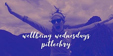 Wellbeing Wednesdays Pitlochry tickets