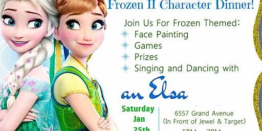 Frozen Event