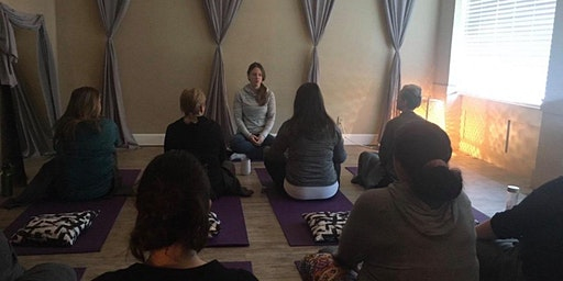 Clear Intentions Breathwork and Meditation