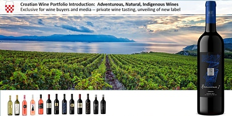 Private wine tasting and unveiling – Croatian natural, indigenous wines tickets