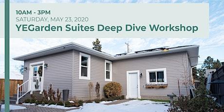 YEGarden Suites Deep Dive Spring Workshop  tickets