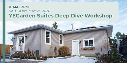 YEGarden Suites Deep Dive Spring Workshop