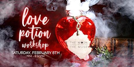 Love Potion Workshop tickets