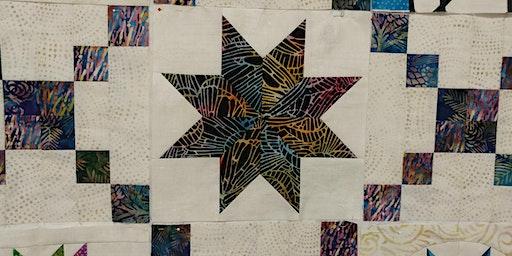 Sampler Block of the Month - Lemoyne Star with Inset Seams