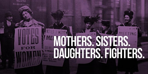 Suffragette Speakeasy