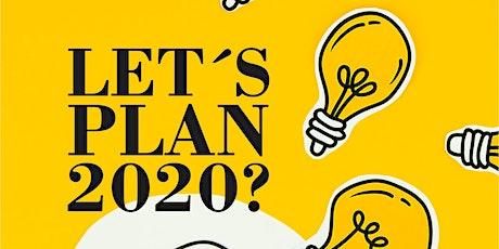 Let´s Plan 2020? ingressos