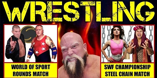 Live wrestling in Gosport