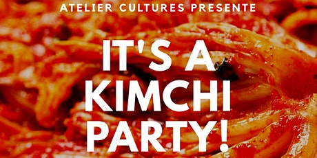 Atelier de fermentation Kimchi & Kombucha billets