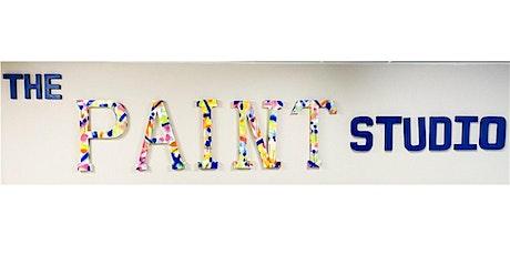 The Paint Studio - Valentine Gnome Door Hanger Paint Party tickets