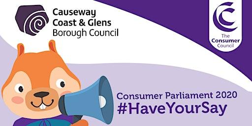 Consumer Parliament - Causeway Coast & Glens