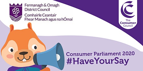 Consumer Parliament - Omagh tickets