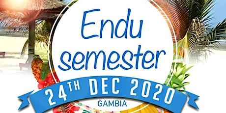 Endu Semester 2020 tickets