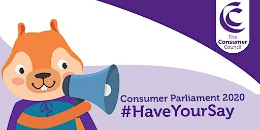 Consumer Parliament 2020