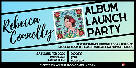 Rebecca Connelly Album Launch Party tickets