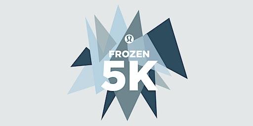 lululemon Frozen 5K