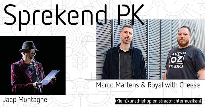 Afbeelding van Sprekend PK #1: Marco Martens & Royal with Cheese