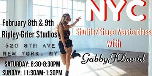 Gabby J David - Shapes Workshop | NYC