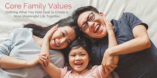 Creating Core Family Values