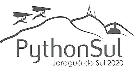 Python Sul  2020 - Jaraguá do Sul ingressos