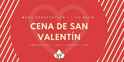 Cena de San Valentín en Barcelona 2020 - Menú degustación + Live Music