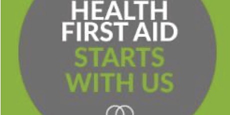 MHFA England. Mental Health England First Aid 2 day course tickets