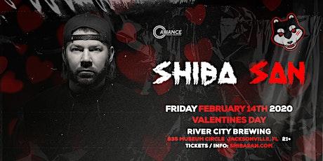 Alliance Presents: Shiba San - Valentine's Day - Jacksonville, FL tickets