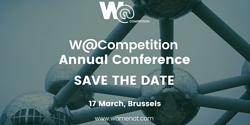 "The 4th Annual W@Competition Conference ""The Competiti[ve] Edge"""