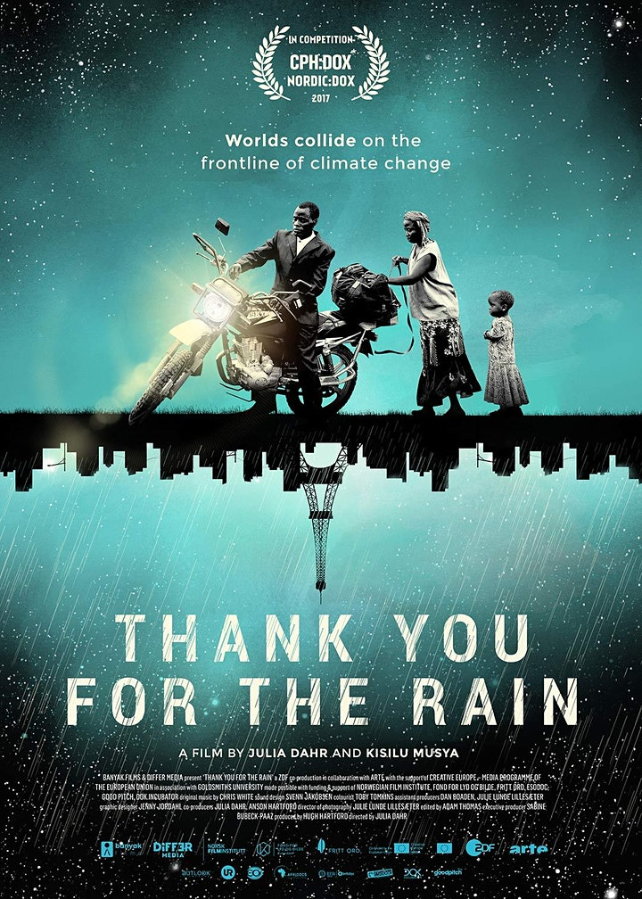Thank you for the rain - Apéro (Includes Film) image