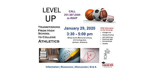 Level Up: Transitioning from High School to College Athletics