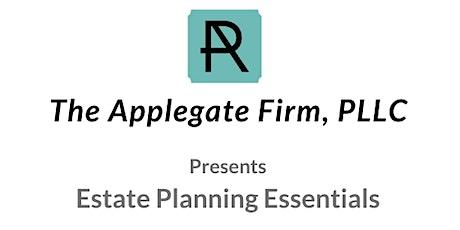 Estate Planning Essentials tickets