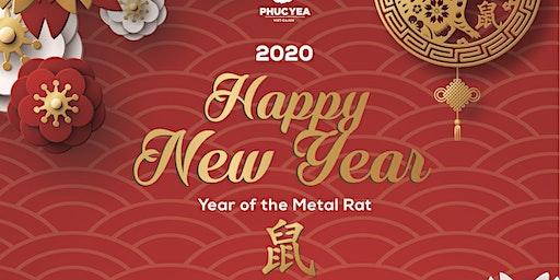 Chinese New Year Party with Campari @ Phuc Yea!