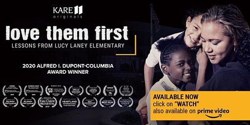 """""""Love Them First"""" viewing and community conversation"""