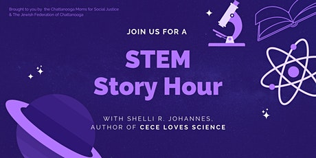 STEM Story Hour & Book Signing tickets