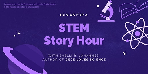STEM Story Hour & Book Signing
