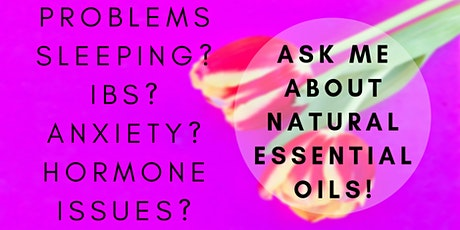 The Idiot's Guide to using Essential Oils for Health and Well-Being - simple and effective! tickets