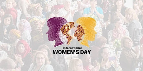 MARCH 8th INTERNATIONAL WOMEN DAY RECEPTION tickets