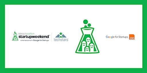 Techstars Startup Weekend Vilnius FoodTech