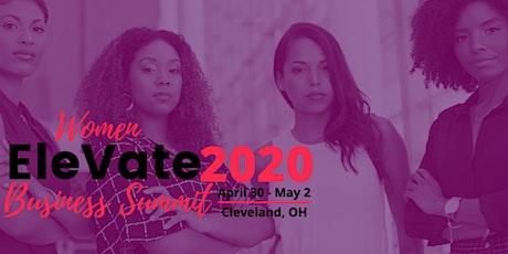 Elevate 2020 Women Business Summit tickets